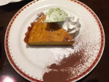 Kabocha Pumpkin Pie