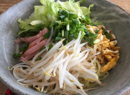 Hiyashi Chuka: Cold Noodle Salad for a Hot Day