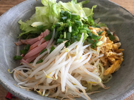 Hiyashi Chuka: Cold Noodle Salad for a Hot Day