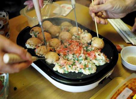 Tasty Takoyaki