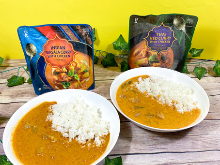 Emart Instant Thai and Indian Curry