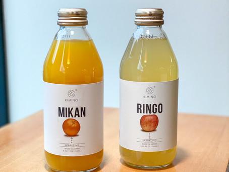 Kimino Sparkling Fruit Juice