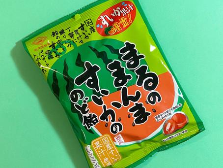 Maruno Manma Watermelon no Nodo Ame