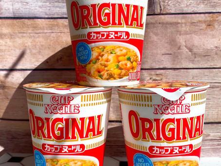 Nissin Cup Noodle Original