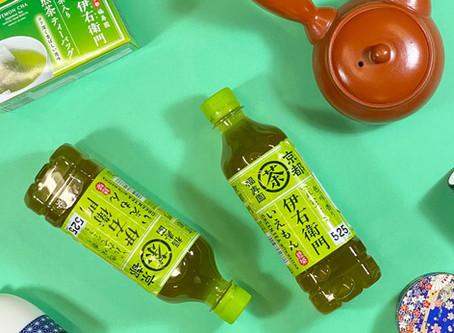 Suntory Iemon Tea