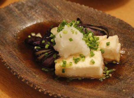 Summer Vegetable Agedashi