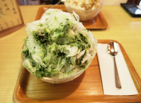 The Scoop on Kakigori