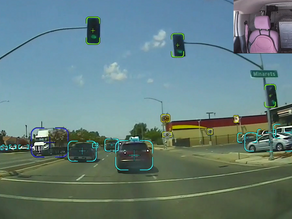 4 Stand-out Features of the AI Fleet Camera Solution