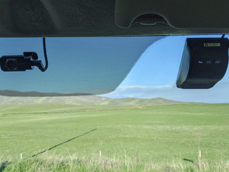 The Advantages of a Dual-Facing Dashboard Truck Camera