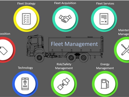 Fleet Management: Keeping Drivers Safe and Operations Efficient