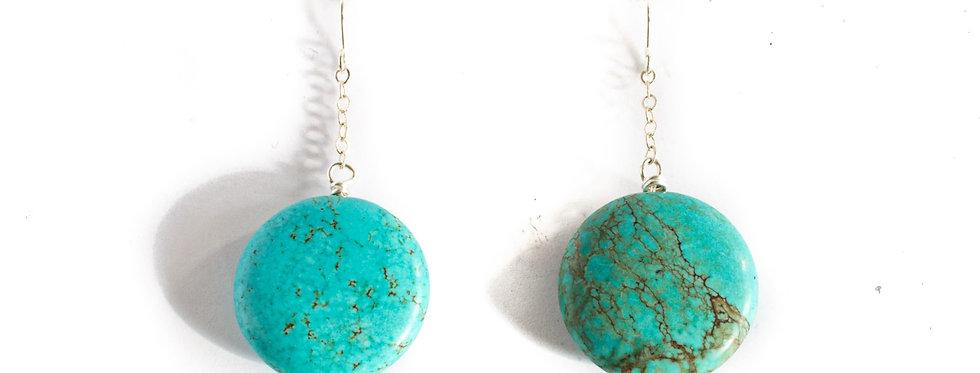 Turquoise Drop