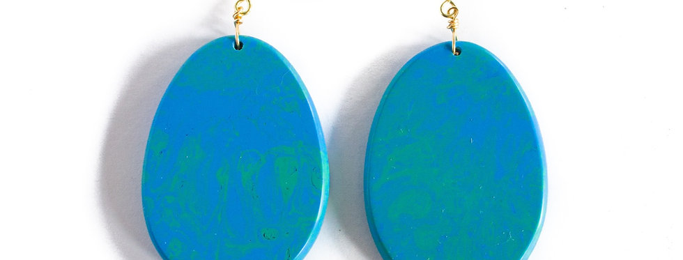 Blue/Turquoise Drop