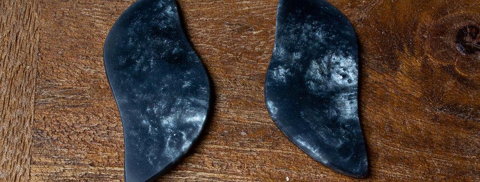 Black Shimmer Wings