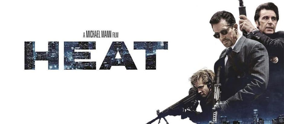 Michael Mann's HEAT: Alternative Ending