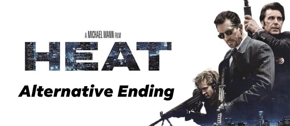 Michael Mann's HEAT: Alternative Endings
