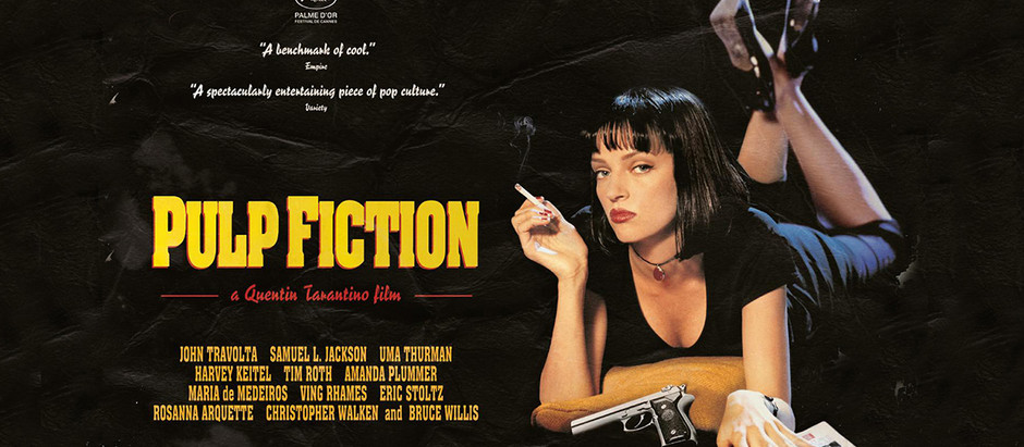 Is the Reverence for Quentin Tarantino's Pulp Fiction Justified?