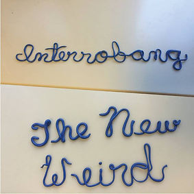 Interrobang New Weird
