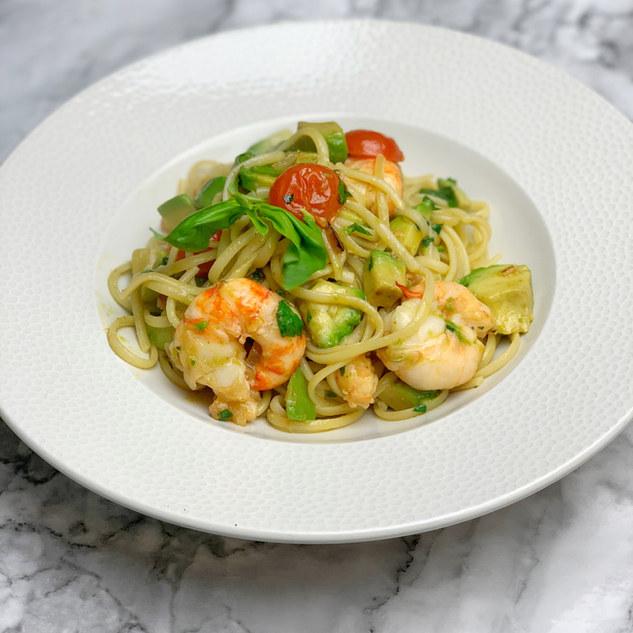Spaghetti Scoglio di Sorrento