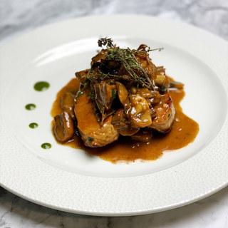 Pollo alla Valdostana