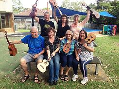 Making Music 4 Life ukulele