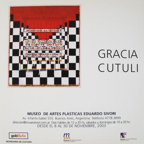 Gracia Cutuli 2003