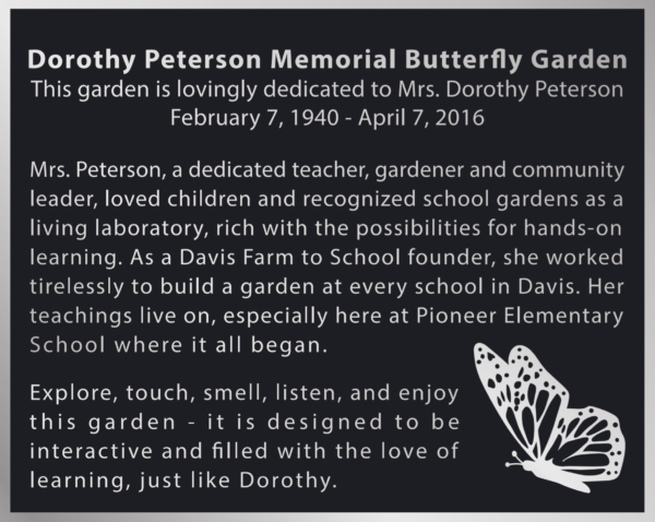 Honoring the Legacy of Dorothy Peterson
