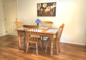 Evergreen Fountains Apartment Home Informal Dining