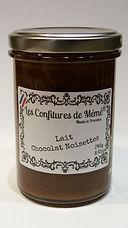 confiture lait chocolat les confitures de mémé