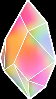 Bunte Diamant