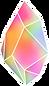 colorido diamante