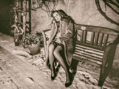 Jess und der Schnee