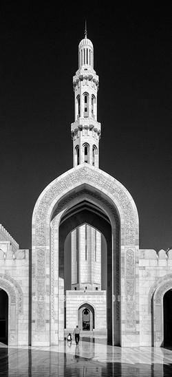 Quaboos Mosque