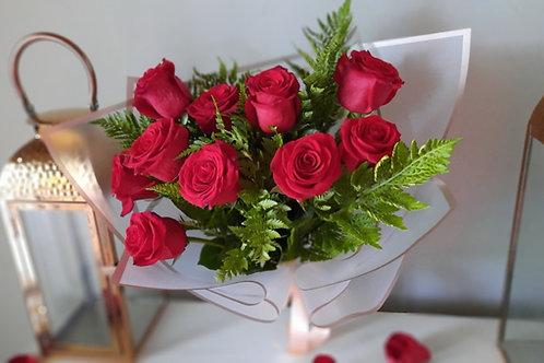 Ramo Cherry de Rosas  (Desde $17.000)