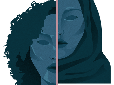 At a crossroads: What it's like to be a Black Muslim woman