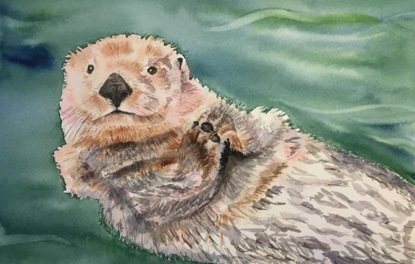 Monterey Otter