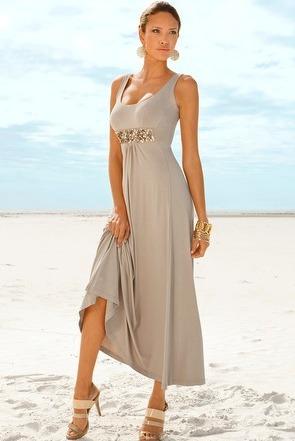 Sand Beach Dress