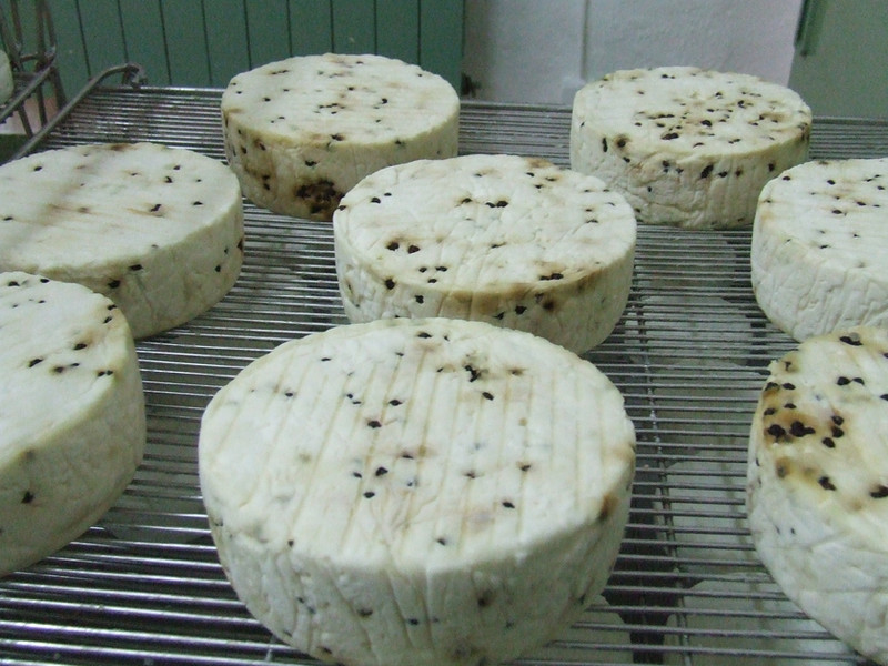 Fromages à l'anis