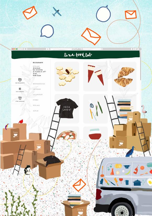 L'E-Commerce di Lina!