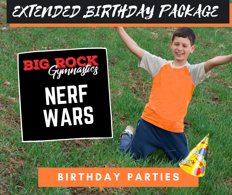 Extended Birthday Package (Read More)