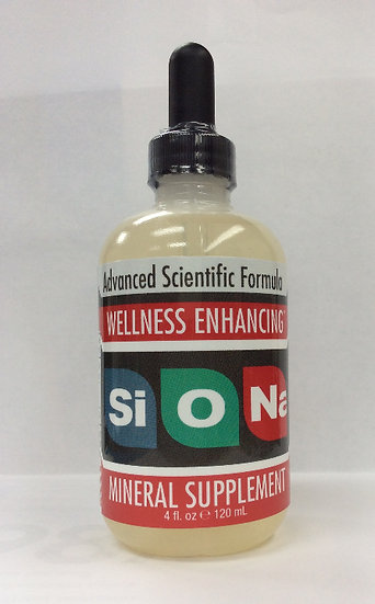SiONa 4 Ounce Dropper