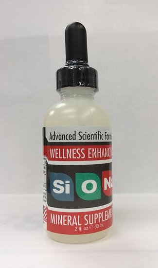 SiONa 2 Ounce Dropper