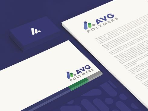 AVG Polymers | Visual Identity