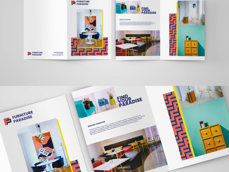 Furniture Paradise | Branding