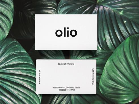 Olio | Branding