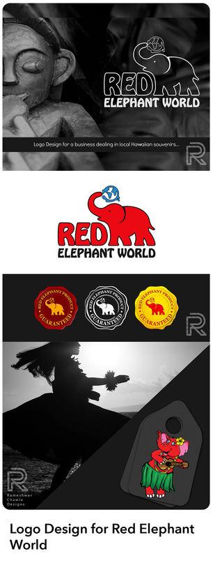 Red Elephant World