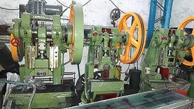 Flywheel Punch Machine