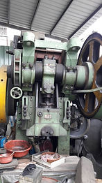 Flywheel Punch Machine