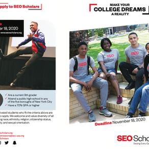 College Prep Opportunity for Freshmen!