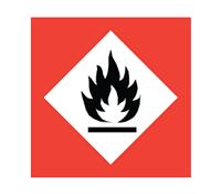 COSHH symbol - Flammable