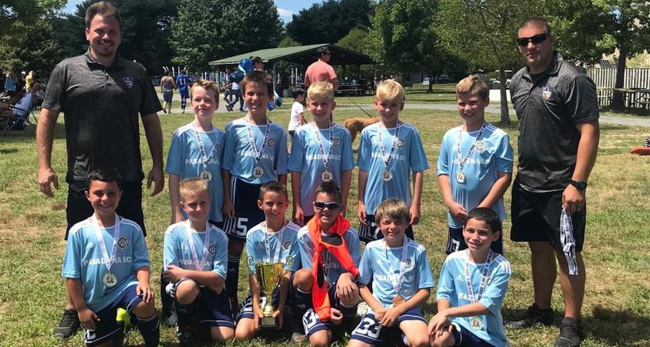 2010 Boys Team United